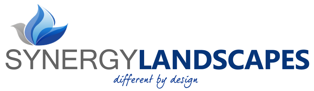 Synergy Landscapes Logo - Different by Design